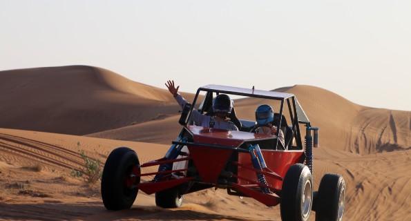 Ultimate Thrill ActivitiesRides (Adrenaline Rush), Dubai Safari Tour
