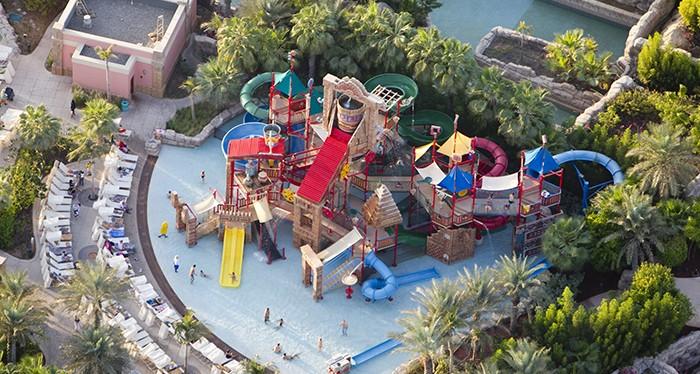 Splash your day at the Atlantis Aquaventure Waterpark
