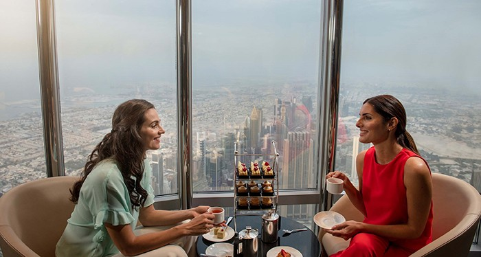 Explore The Lounge, Dubai at the top tickets