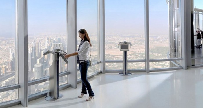 View the city from a new perspective, Dubai burj khalifa tickets