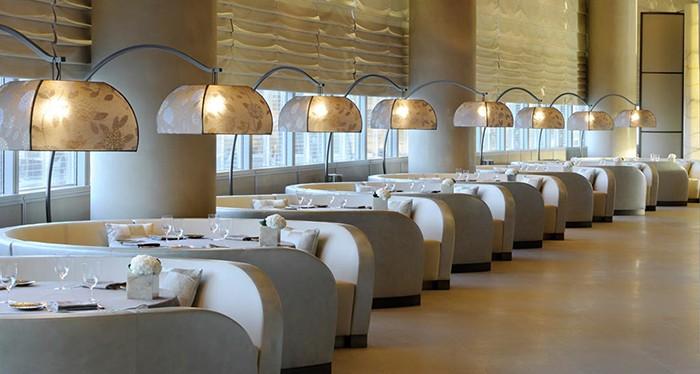 Burj Khalifa luxurious dining experience