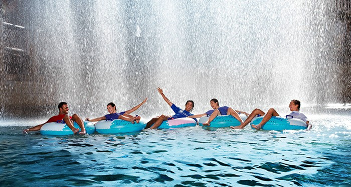 Wrap up your year with a splash at the Wild Wadi park