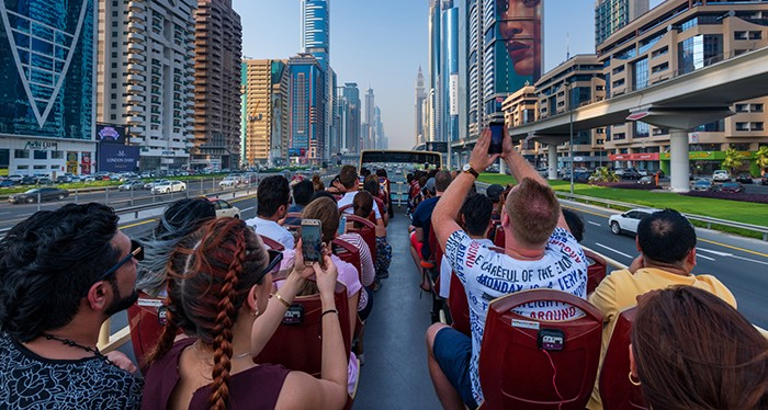 Unleash your inner explorer with Big Bus Tour