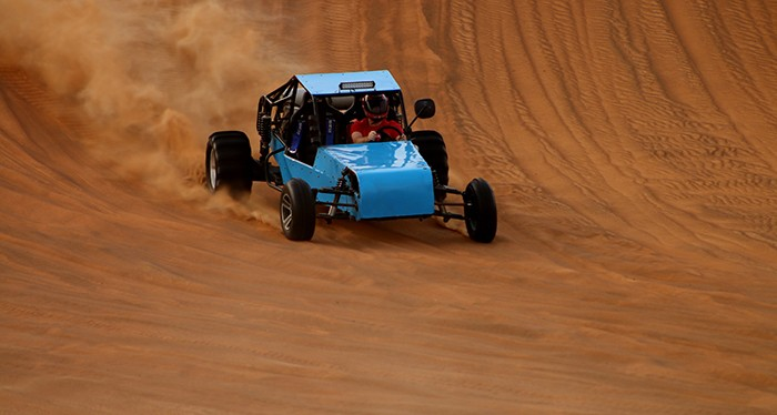 Unleash your inner racer and explore the desert, Dune Buggy Dubai