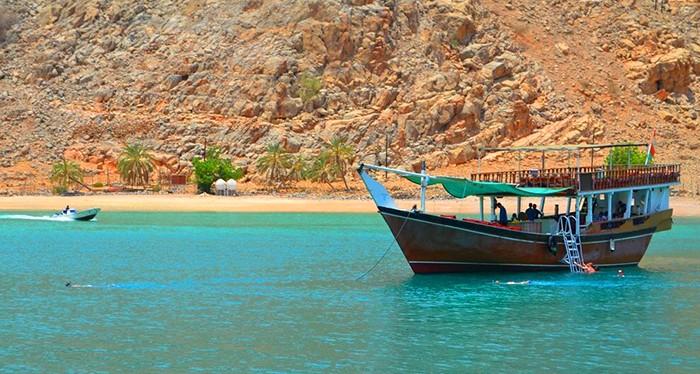 Explore the beauty of Musandam Oman