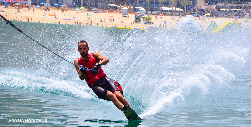 Water Skiing, water skiing dubai