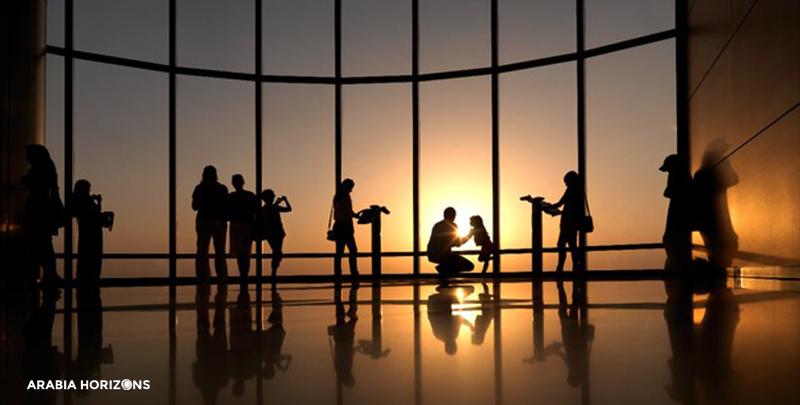 At the top - Burj Khalifa, burj khalifa at the top, on the top burj khalifa, burj khalifa booking, burj khalifa price