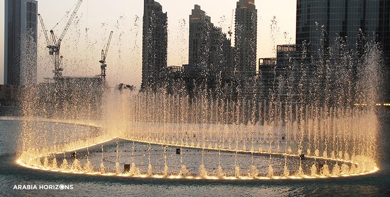 Lake Ride - Dubai Fountain, dubai fountain show times, dubai mall fountain, burj khalifa ticket price, dancing fountain dubai