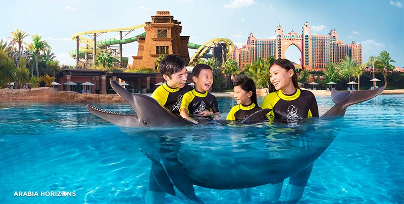 Atlantis Dolphin Bay, dolphin bay dubai, the royal atlantis dubai