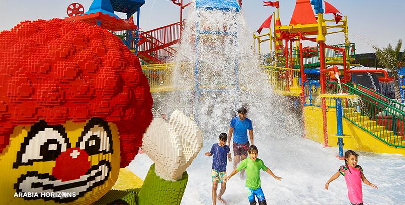 Legoland® Water Park, legoland water park dubai, legoland dubai tickets