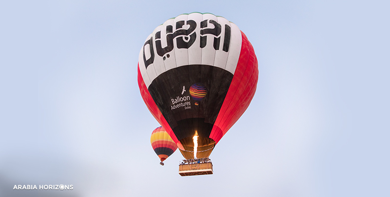 Hot Air Balloon - Breakfast - Falconry - Wildlife Drive, hot air ballooning dubai, ballooning dubai