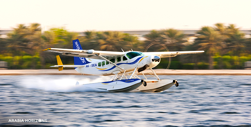 Seaplane Signature Tour, seaplane tour dubai