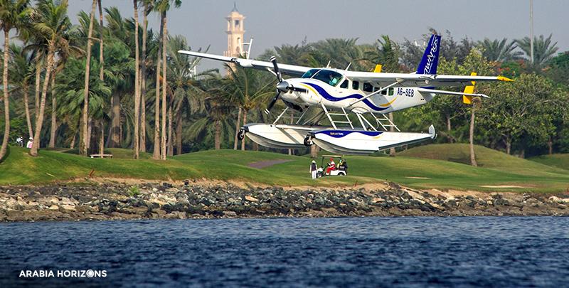 Seaplane with Ferrari World, seaplane dubai, ferrari abu dhabi