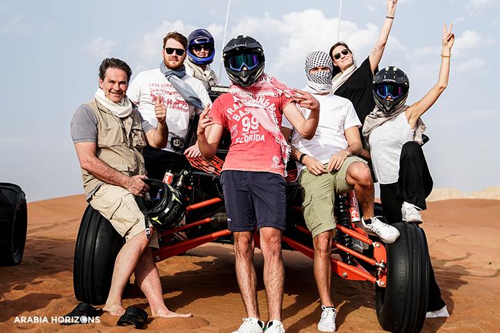 Desert Fox Dune Buggy, Dune Buggy Safari, Safari in Dubai