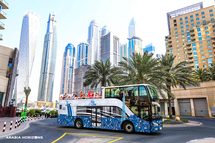 Dubai Hop-On Hop-Off, hop on hop off dubai, dubai big bus hop on hop off