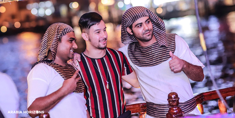 Dhow Cruise With Dinner - Dubai Creek