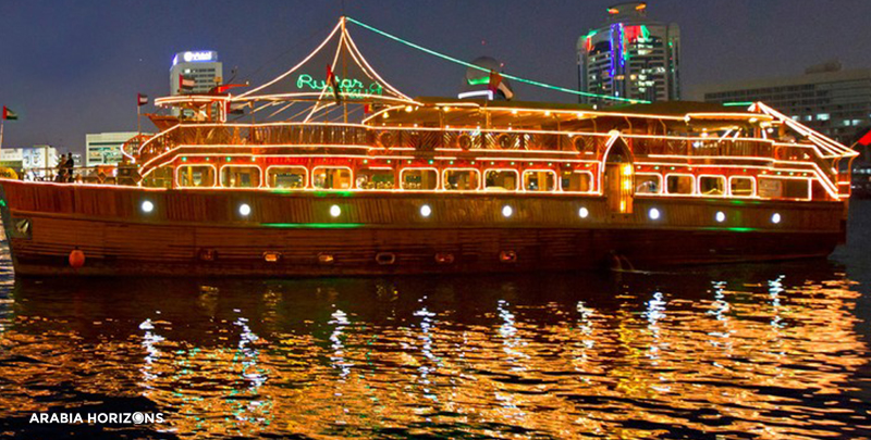 Dhow Star Dinner Cruise