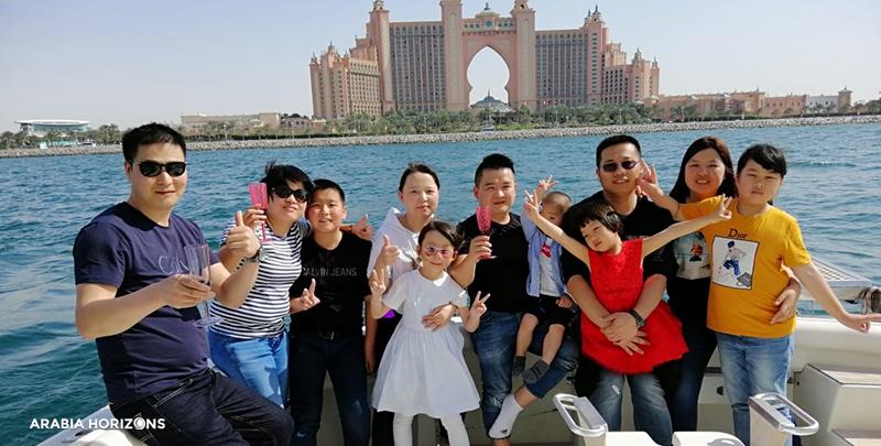 Dubai Sunset Cruise