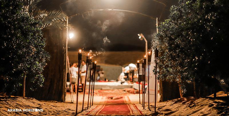 Evening Desert Safari, Arabian night safari
