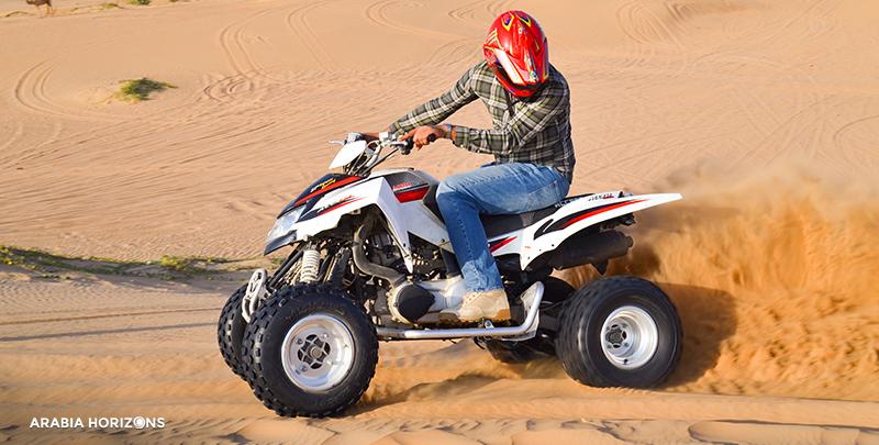 Quad Bike Safari, Desert Quad Biking, Quad Dubai, Quad Bike Desert Safari Dubai