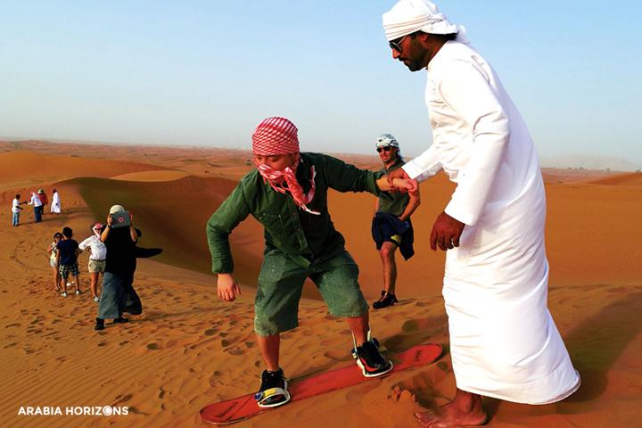 Sunrise Desert Safari, Sunrise Desert Safari Dubai, Desert Safari Dubai, sandboarding