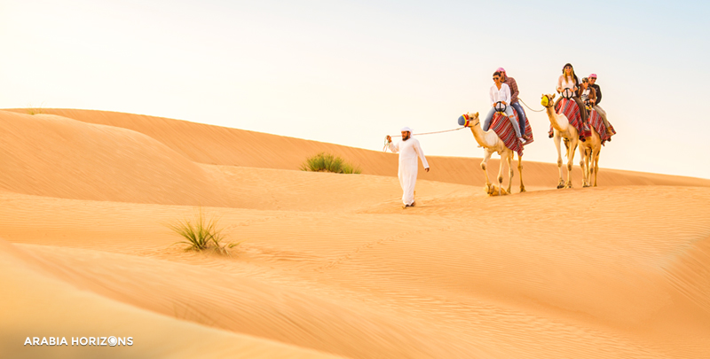 Heritage Camel Safari, Camel Safari, Safari in Dubai