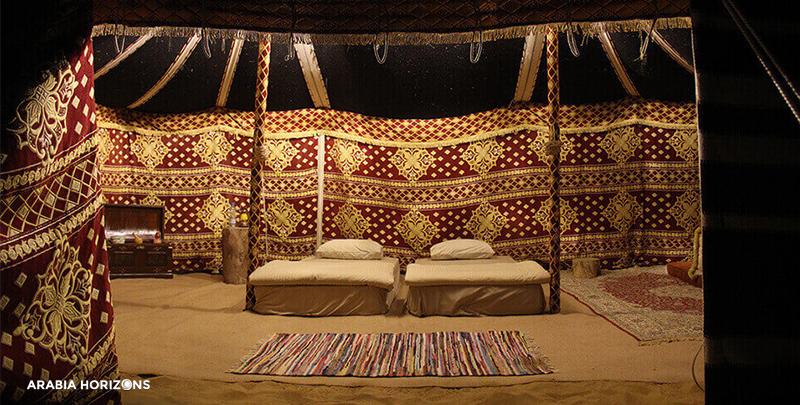 Heritage Overnight Safari and Gourmet Breakfast, Overnight Desert Safari