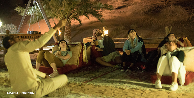 Heritage Private Night Safari with Astronomy, Night Safari Dubai, Arabian Nights Desert Safari, Arabian Nights Safari