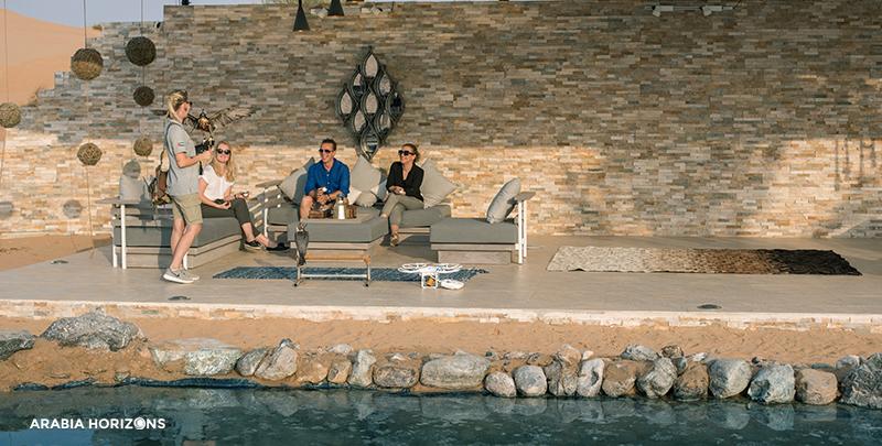 Platinum Falconry with Wildlife Drive, Platinum Falconry, Dubai wildlife