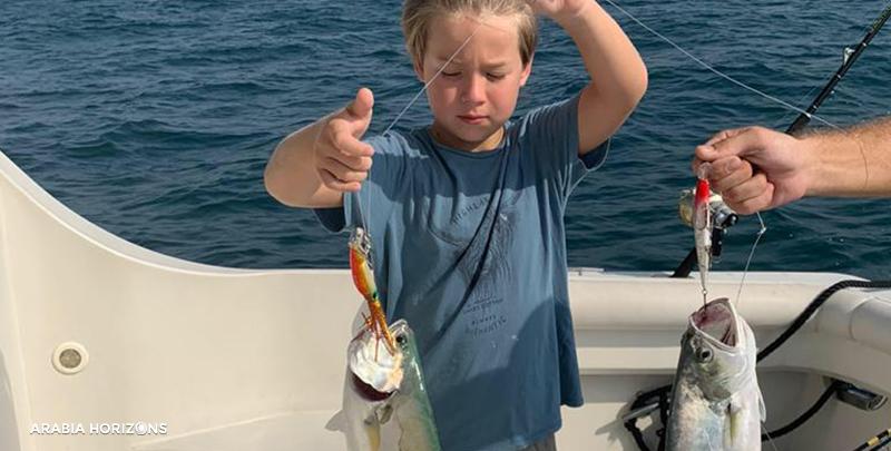 Deep Sea Fishing, fishing in dubai, fishing trip dubai