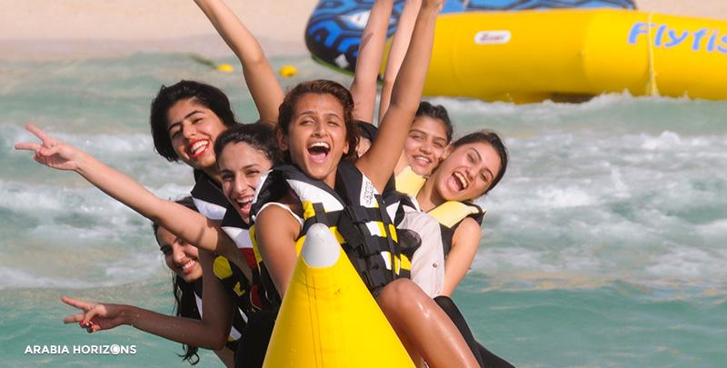 Banana Ride, banana boat ride